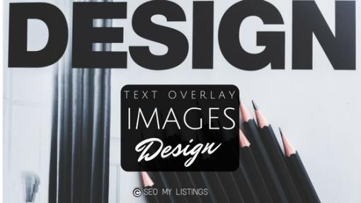 Image Overlay Design