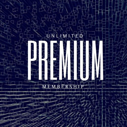 Unlimited Premium Membership