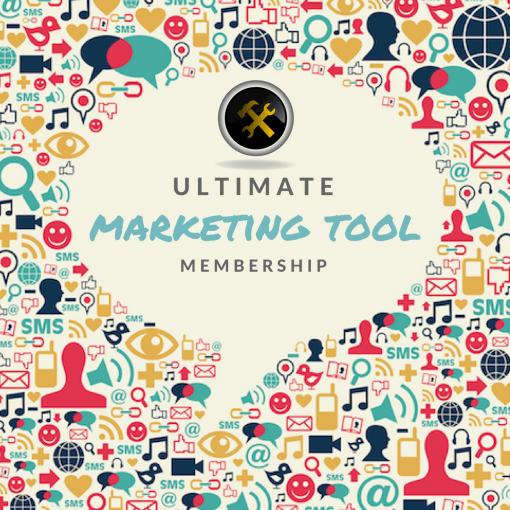 The Ultimate Marketing Tool Membership