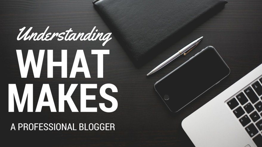 Understanding What Makes a Professional Blogger