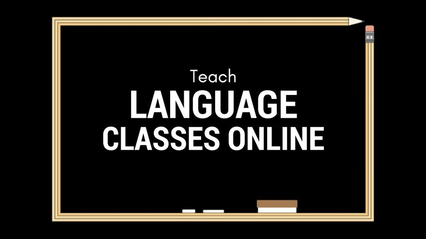 Teach Language Classes Online