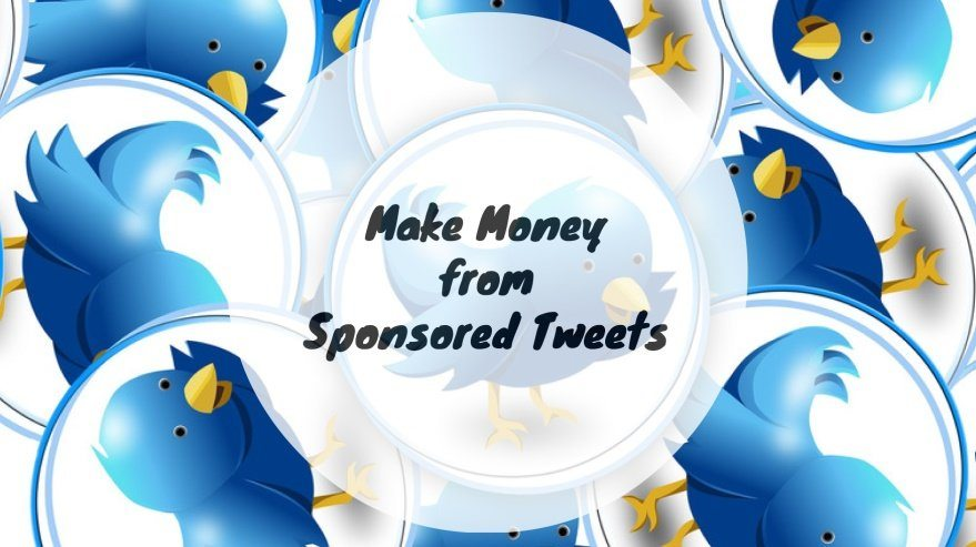 Make Money from Sponsored Tweets