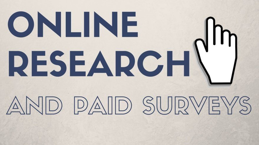 Online Research and Paid Surveys
