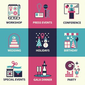 Events - Sell Tickets, Fundraise, Host Events